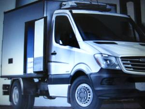 New Body Built Truck